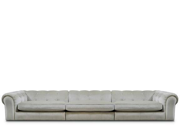 Extra Large 3 Piece Sofa Nova, Extra Large Living Room Chairs