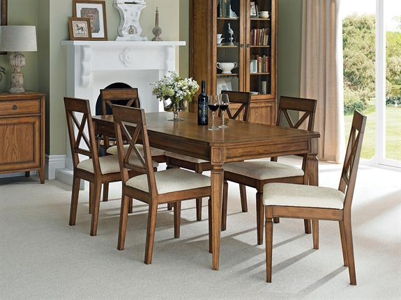 Dining room dining chairs and tables gustavian range for Dining room tables the range