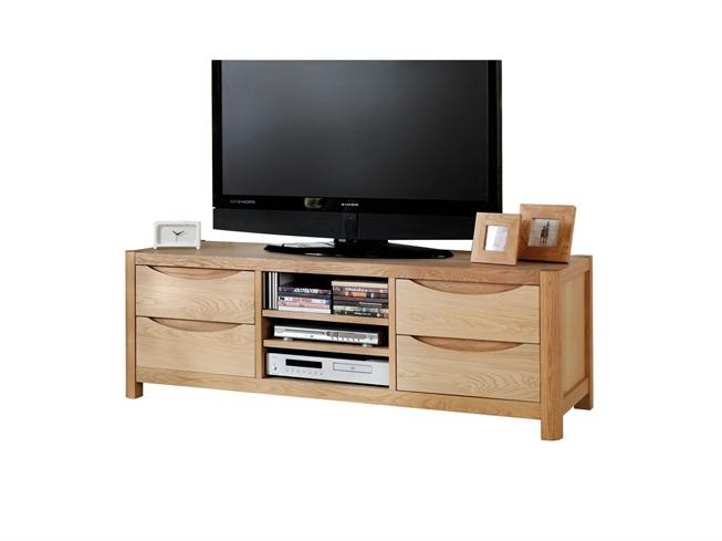 d264be4472a ARHUS 4 DRAWER TV UNIT. Save £330. Our Normal Price £1