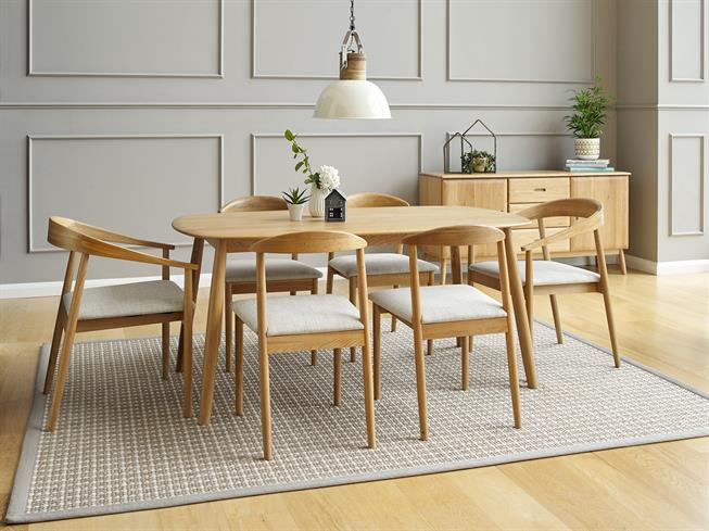 c61030f30fd2 VIBORG DINING TABLE. Save £260. Our Normal Price £759. Sale Price £499