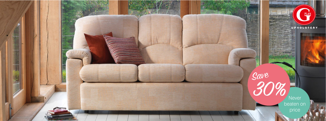 Over 60 years of Great British sofas