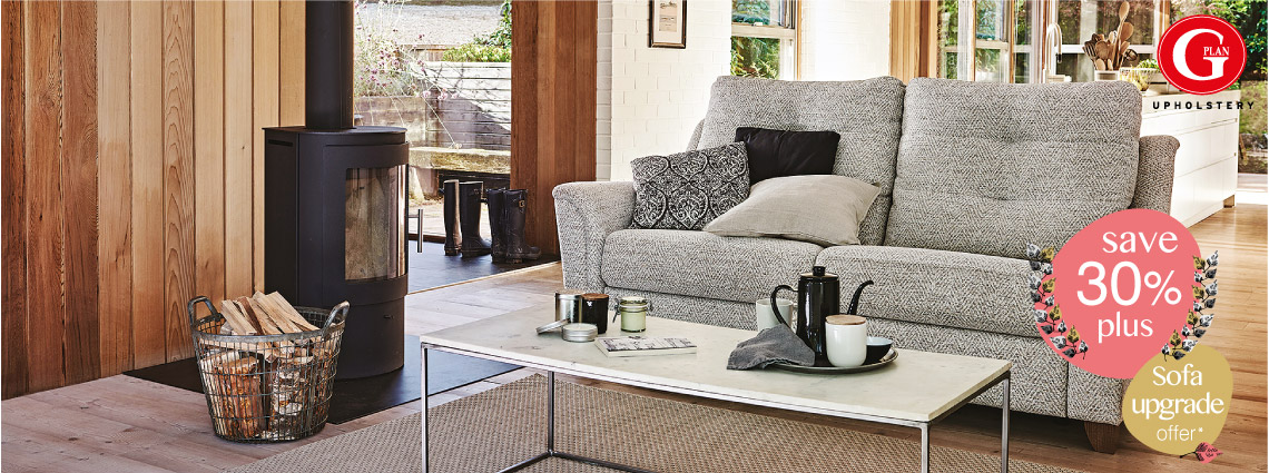 G Plan Upholstery | Sofa and Chair Collections | Buy at Lucas ...