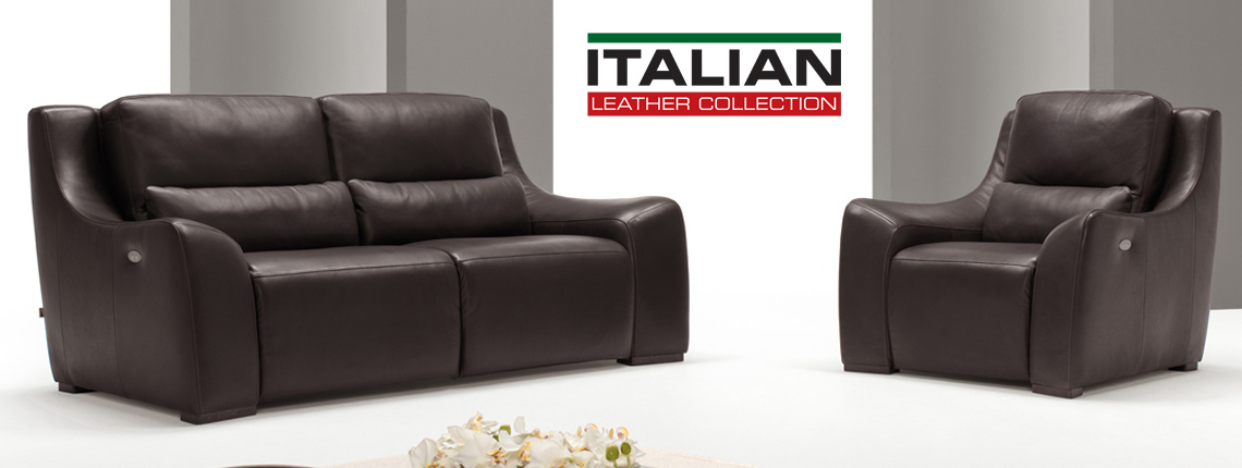 Polo divani italian leather sofa collection buy at lucas furniture alyesbury Italian leather sofa uk